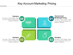 Key Account Marketing Pricing Ppt PowerPoint Presentation Layouts Inspiration Cpb