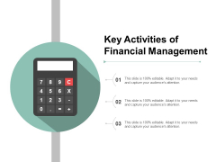 Key Activities Of Financial Management Ppt Powerpoint Presentation Inspiration Gallery