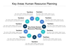 Key Areas Human Resource Planning Ppt PowerPoint Presentation Portfolio Templates Cpb