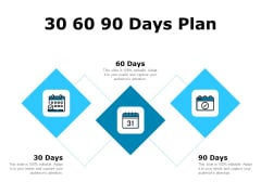 Key Business Achievements 30 60 90 Days Plan Ppt Layouts Graphics Download PDF