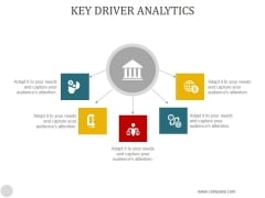 Key Driver Analytics Ppt PowerPoint Presentation Microsoft