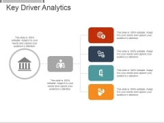 Key Driver Analytics Template 1 Ppt PowerPoint Presentation Design Ideas