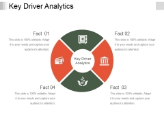 Key Driver Analytics Template 1 Ppt PowerPoint Presentation Layouts Aids