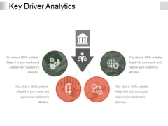 Key Driver Analytics Template 2 Ppt PowerPoint Presentation Inspiration Example