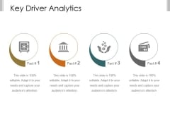 Key Driver Analytics Template 2 Ppt PowerPoint Presentation Inspiration