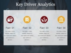 Key Driver Analytics Template 2 Ppt PowerPoint Presentation Sample