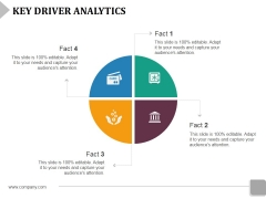 Key Driver Analytics Template 2 Ppt PowerPoint Presentation Slides Examples