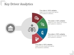 Key Driver Analytics Templates 1 Ppt PowerPoint Presentation Ideas