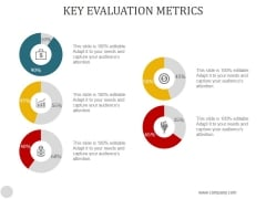 Key Evaluation Metrics Ppt PowerPoint Presentation Files