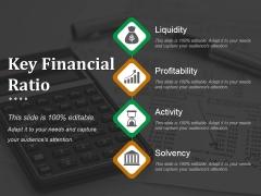 Key Financial Ratio Template 3 Ppt PowerPoint Presentation Slides Inspiration
