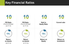 Key Financial Ratios Ppt PowerPoint Presentation Infographics Files