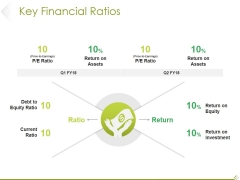 Key Financial Ratios Ppt PowerPoint Presentation Summary Graphics Pictures