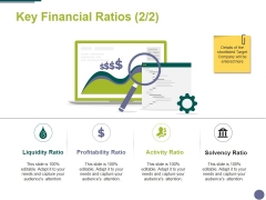 Key Financial Ratios Template 2 Ppt PowerPoint Presentation Icon Professional