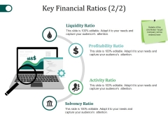 Key Financial Ratios Template 2 Ppt PowerPoint Presentation Professional Template