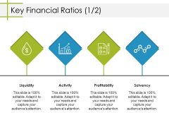 Key Financial Ratios Template 2 Ppt PowerPoint Presentation Summary Samples