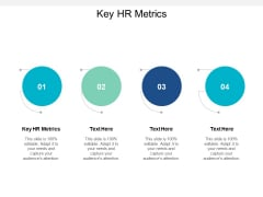 Key HR Metrics Ppt PowerPoint Presentation File Graphics