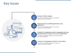 Key Issues Ppt PowerPoint Presentation Icon Background