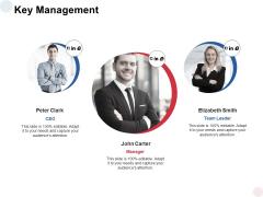 Key Management Communication Ppt PowerPoint Presentation Example