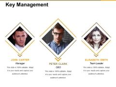 Key Management Ppt PowerPoint Presentation Layouts Brochure
