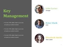 Key Management Ppt PowerPoint Presentation Model Professional