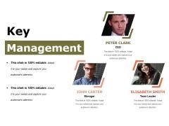 Key Management Ppt PowerPoint Presentation Professional Graphics