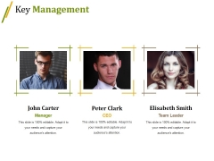 Key Management Ppt PowerPoint Presentation Slides Styles