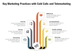 Key Marketing Practices With Cold Calls And Telemarketing Ppt PowerPoint Presentation Model Pictures PDF