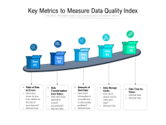Key Metrics For Data Quality Measurement Ppt PowerPoint Presentation Styles Deck PDF