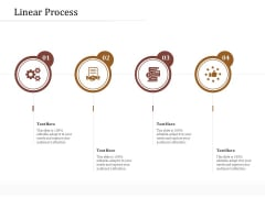 Key Metrics For Hotel Administration Management Linear Process Designs PDF