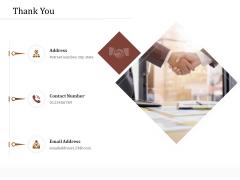 Key Metrics For Hotel Administration Management Thank You Microsoft PDF