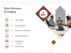 Key Metrics Hotel Administration Management Hotel Business And Lodging Sample PDF