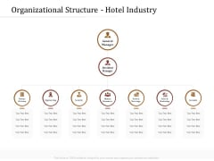 Key Metrics Hotel Administration Management Organizational Structure Hotel Industry Background PDF