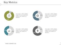 Key Metrics Ppt PowerPoint Presentation Rules