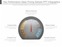 Key Performance Ideas Pricing Sample Ppt Infographics