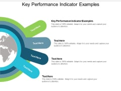 Key Performance Indicator Examples Ppt PowerPoint Presentation Outline Clipart Cpb