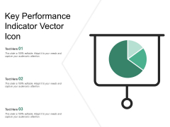 Key Performance Indicator Vector Icon Ppt PowerPoint Presentationmodel Brochure