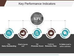 Key Performance Indicators Template 1 Ppt PowerPoint Presentation Portfolio Background Image