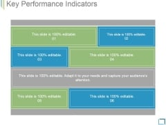 Key Performance Indicators Template 2 Ppt PowerPoint Presentation Deck