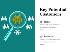 Key Potential Customers Ppt PowerPoint Presentation Tips