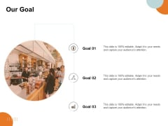Key Product Distribution Channels Our Goal Ppt Inspiration Deck PDF