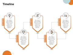 Key Product Distribution Channels Timeline Ppt Ideas Master Slide PDF