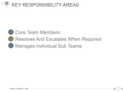 Key Responsibility Areas Template 4 Ppt PowerPoint Presentation Visuals
