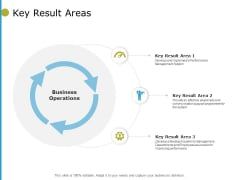 Key Result Areas Ppt PowerPoint Presentation Gallery Backgrounds