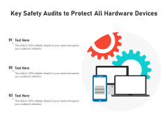 Key Safety Audits To Protect All Hardware Devices Ppt PowerPoint Presentation File Graphics Pictures PDF