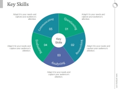 Key Skills Ppt PowerPoint Presentation Files