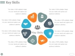 Key Skills Template 2 Ppt PowerPoint Presentation Layouts Format