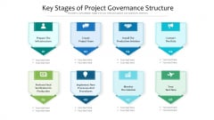 Key Stages Of Project Governance Structure Ppt PowerPoint Presentation Gallery Guide PDF