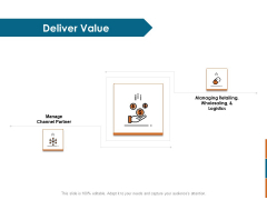 Key Statistics Of Marketing Deliver Value Ppt PowerPoint Presentation Icon Influencers PDF