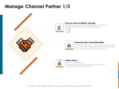 Key Statistics Of Marketing Manage Channel Partner Face Ppt PowerPoint Presentation Slides Slideshow PDF