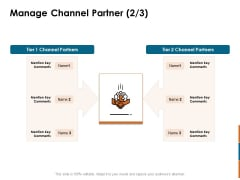 Key Statistics Of Marketing Manage Channel Partner Ppt PowerPoint Presentation Summary Structure PDF